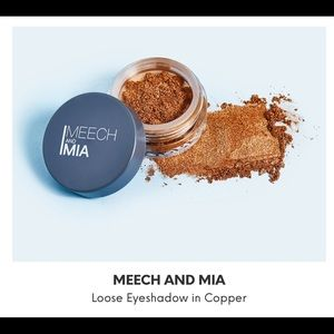 Meech and Mia Loose Eyeshadow in Copper
